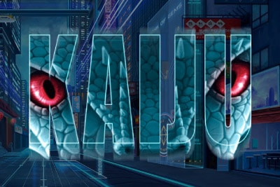 Kaiju Mobile Slot Logo