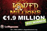1.9 Million LeoVegas Casino Jackpot Winner Story