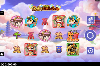 Lucky Little Gods Mobile Slot Machine