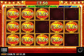Lucky New Year Slot Jackpot Game