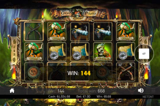 NetEnt Ghost Pirates Slot Free Spins Win