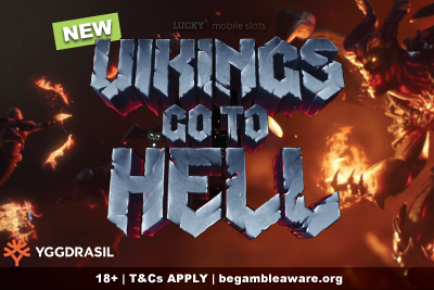 New Yggdrasil Vikings Go To Hell Slot Coming In 2018