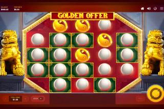 Red Tiger Golden Offer Slot Bonus Win