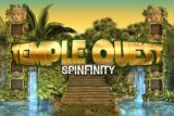 Temple Quest Spinfinity Mobile Slot Logo
