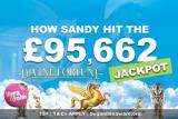 Vera John Casino Jackpot Win On NetEnt Divine Fortune