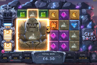 Yggdrasil Gem Rocks Slot Monster Rocks