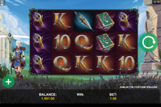 Adelia The Fortune Wielder Mobile Slot Machine