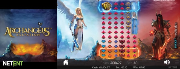 Archangels Salvation Mobile Slot Game Preview