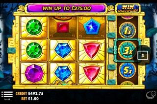 Aztec Gems Mobile Slot Machine