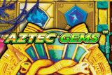 Aztec Gems Mobile Slot Logo