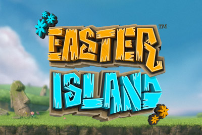 Easter Island Mobile Slot Logo