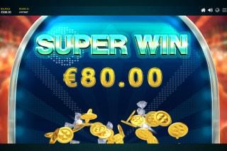 Emerald Diamond Slot Super Win