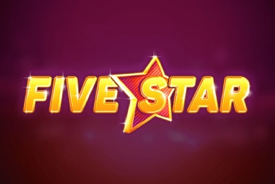Five Star Mobile Slot Logo