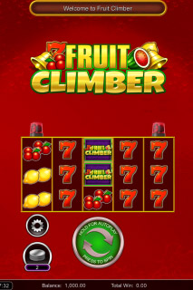 Fruit Climber Mobile Slot Machine