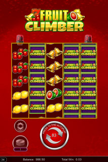 Fruit Climber Slot Expanded Reels