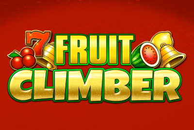 Fruit Climber Mobile Slot Logo