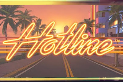 Hotline Mobile Slot Logo