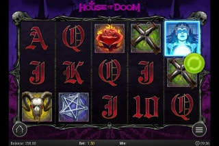 House of Doom Mobile Slot Machine