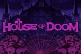 House of Doom Mobile Slot Logo
