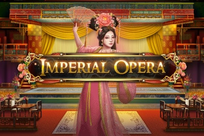 Imperial Opera Mobile Slot Logo