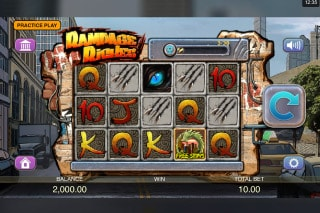 King of Kaiju Rampage Riches Mobile Slot