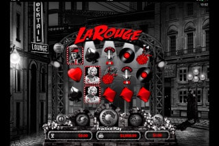 La Rouge Mobile Slot Machine
