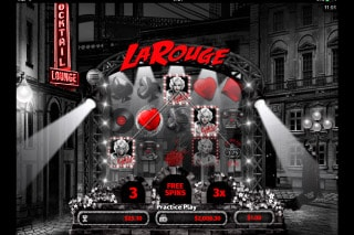 La Rouge Mobile Slot Free Spins Bonus