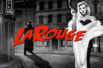 La Rouge Mobile Slot Logo