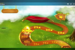Lucky Easter Mobile Slot Bonus Trail
