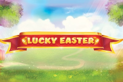 Lucky Easter Mobile Slot Logo