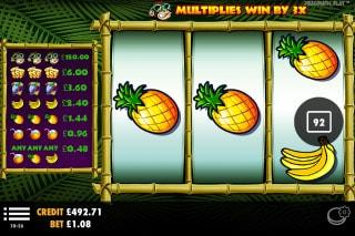 Monkey Madness Mobile Slot Machine