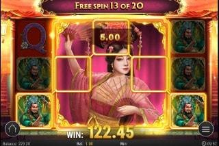 Play'n GO Imperial Opera Slot Free Spins Bonus