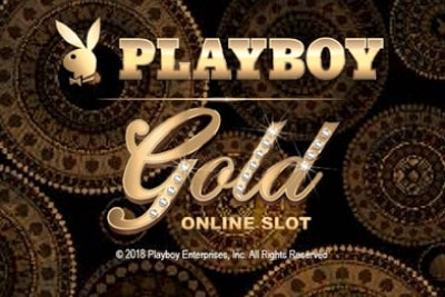 Playboy Gold Mobile Slot Logo