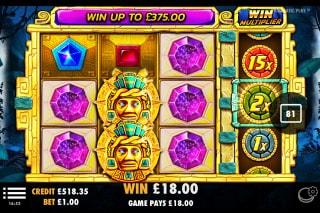 Pragmatic Play Aztec Gems Slot Win