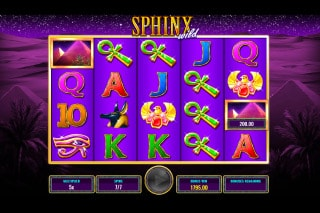 Sphinx Wild Mobile Slot Free Spins