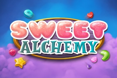 Sweet Alchemy Mobile Slot Logo
