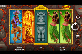 Volcano Riches Mobile Slot Machine