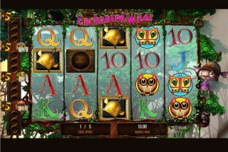 Wishwood Mobile Slot Free Spins With Wilds
