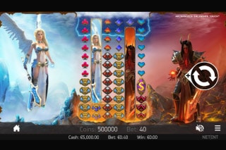 Archangels Salvation Mobile Slot Machine