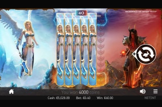 Archangels Salvation Mobile Slot Win