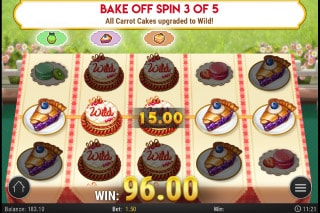 Bakers Treat Mobile Slot Big Win