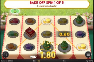 Bakers Treat Mobile Slot Free Spin