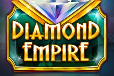 Diamond Empire Mobile Slot Logo