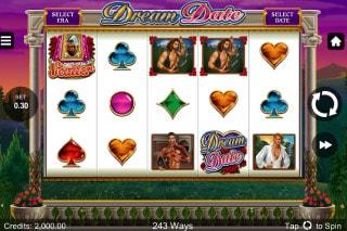 Dream Date Slot Machine Old