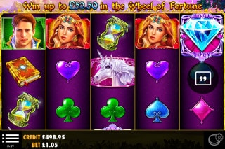 Fairytale Fortune Mobile Slot Machine