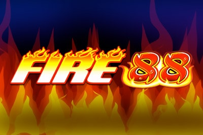 Fire 88 Mobile Slot Logo