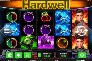 Hardwell Mobile Slot Machine