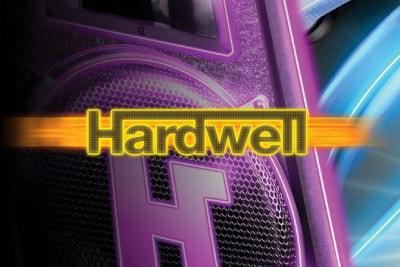 Hardwell Mobile Slot Logo
