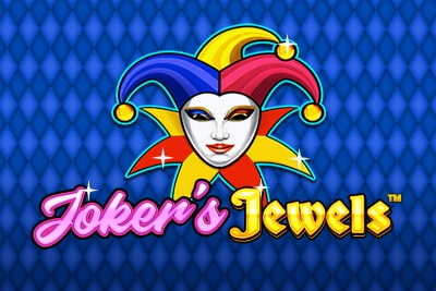 Jokers Jewels Mobile Slot Logo