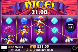 Jokers Jewels Mobile Slot Joker Win